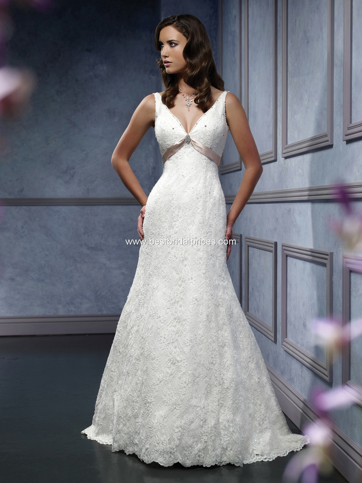 Mia Solano Wedding Dresses — Style M1182Z – glamorous party dress ...