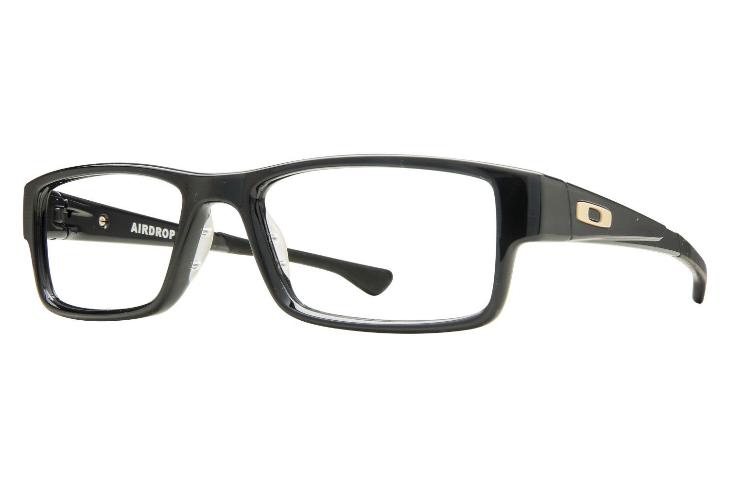 fea048c7e3 Review Oakley Airdrop (55) Prescription Eyeglasses – Review Contact ...