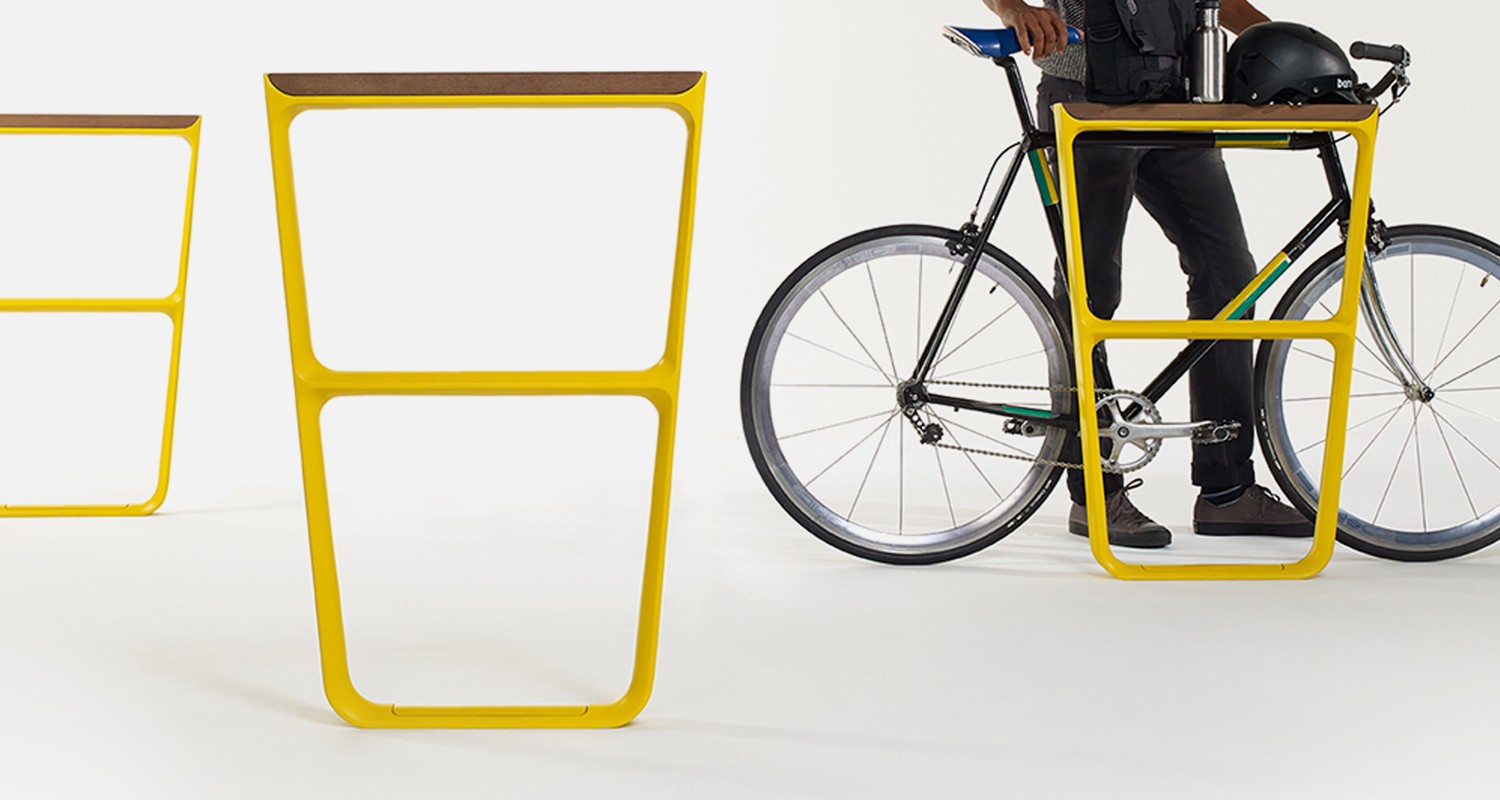 vertical storage single rack leonardo top deck bike