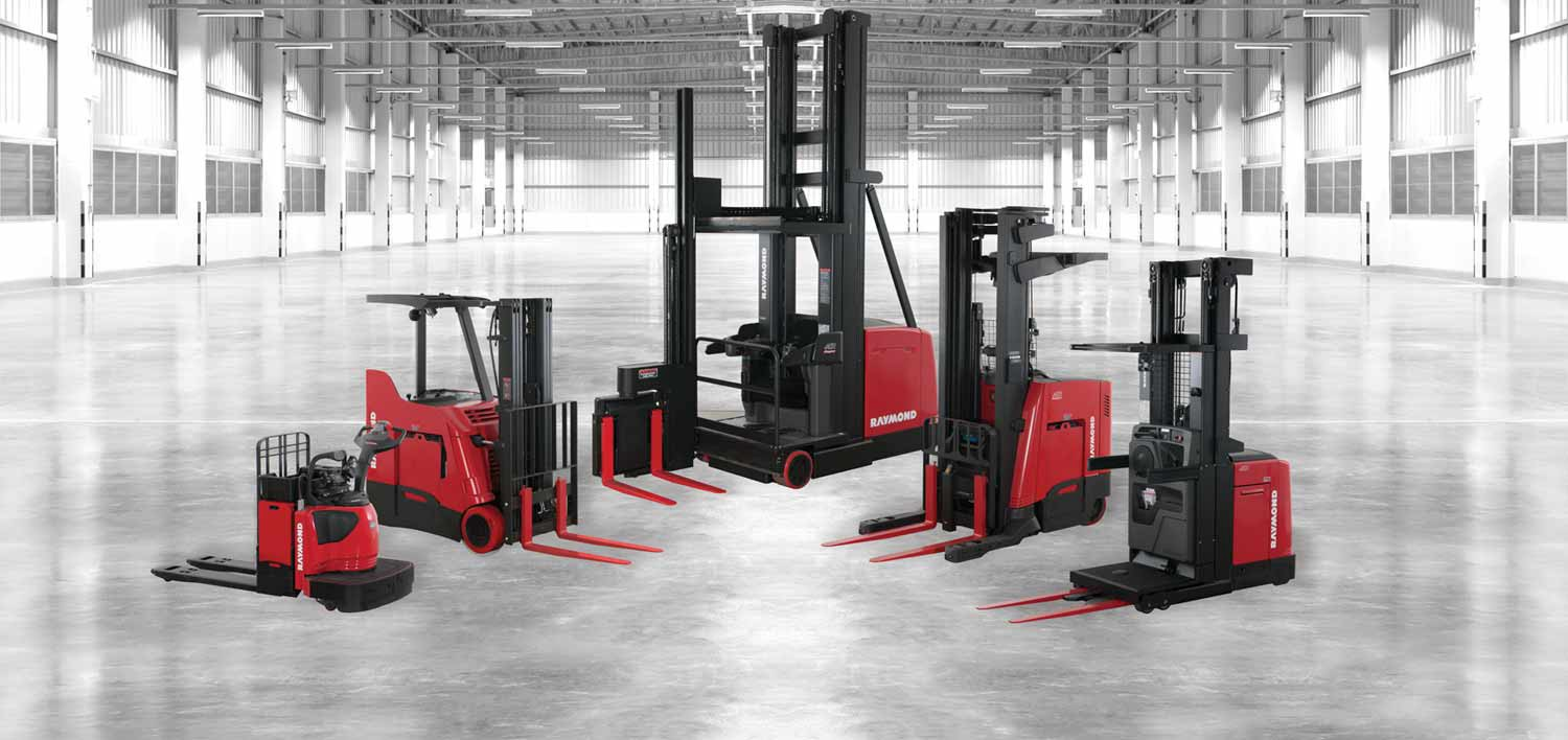 finding the best online store for raymond forklift parts and accessories