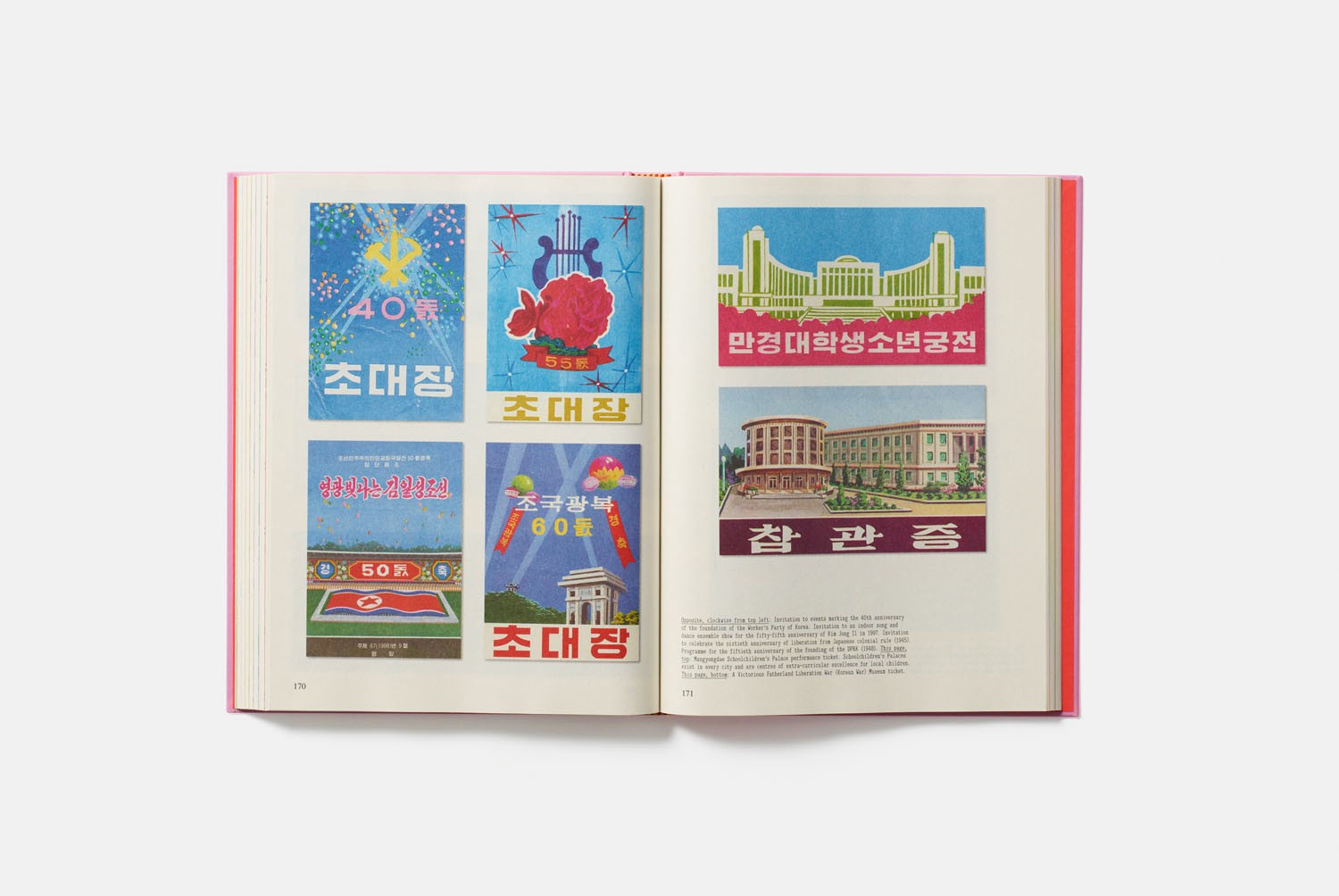 This week in design 006 designtalent nicholas bonner has released a book called made in north korea published by phaidon the book explores graphic design in north korea solutioingenieria Image collections