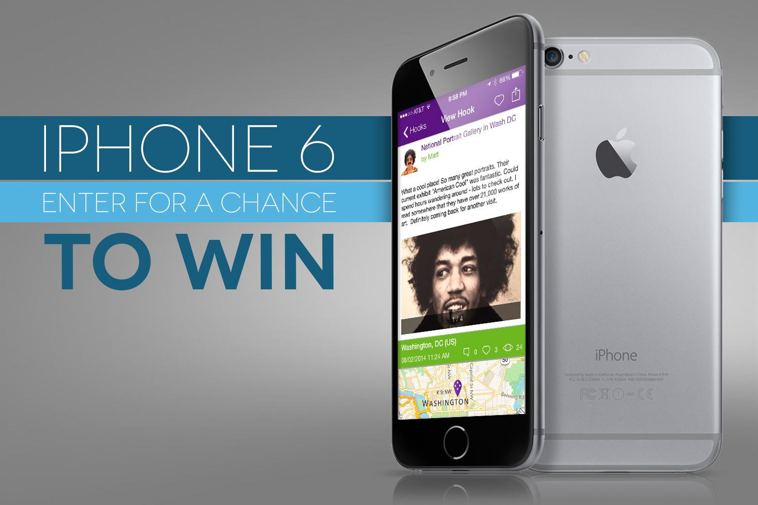 Win A Free Iphone 6 >> Can You Really Win A Free Iphone 6s Rose Gold Medium