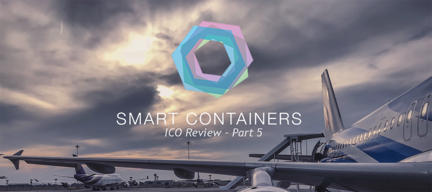 Image result for ico smart container