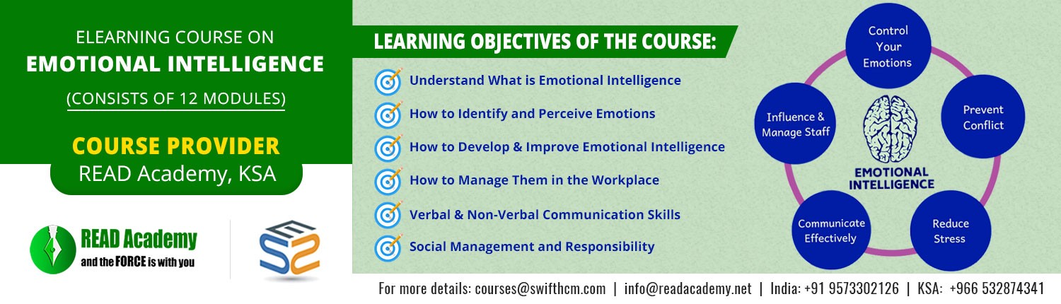 Emotional Intelligence eLearning Course and Certification Training ...