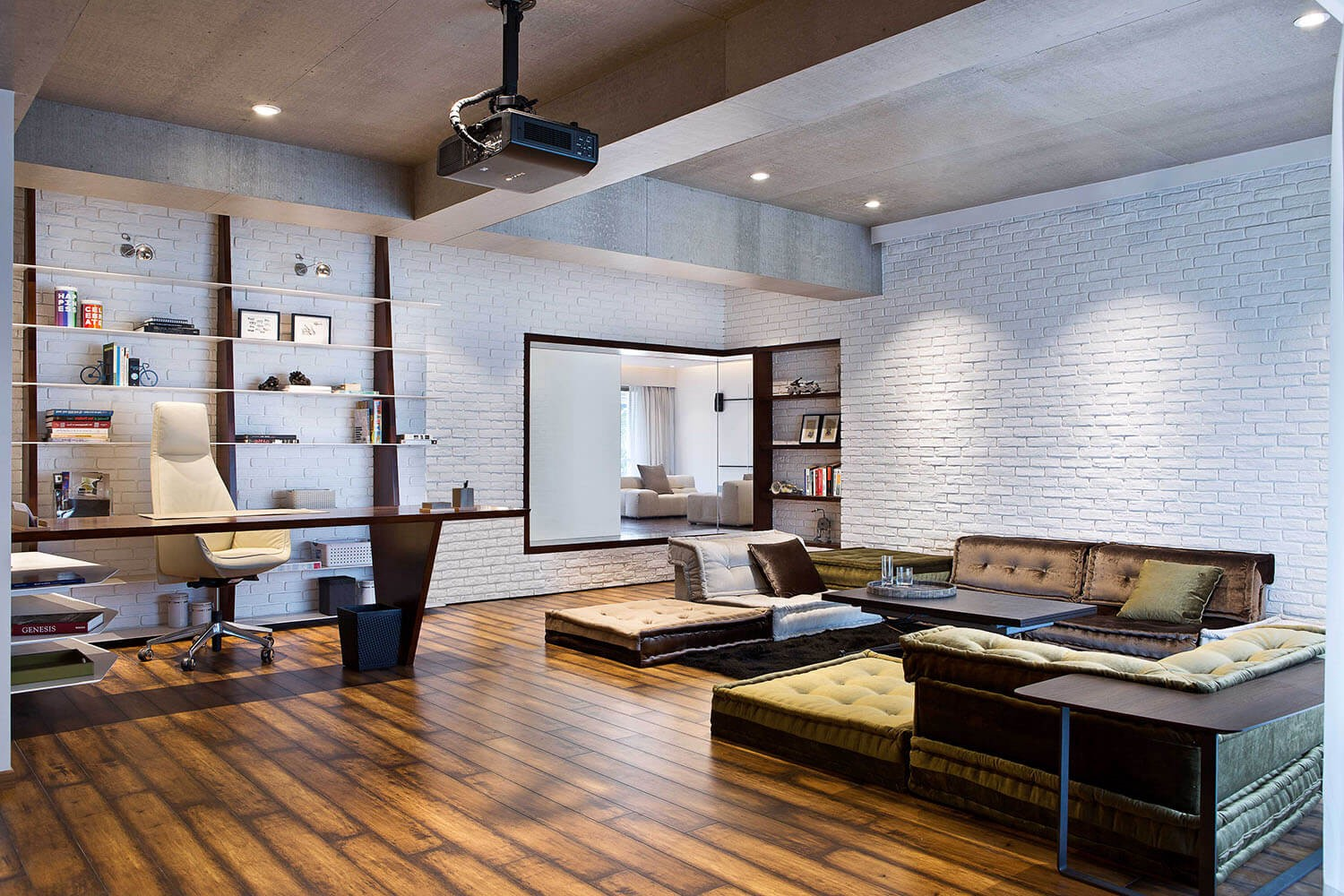 One of the most common places where most of us spend a major amount of our time may be at our work desk either on the laptop or a desktop computer or ... & Your health demands the best interior design firms in Mumbai