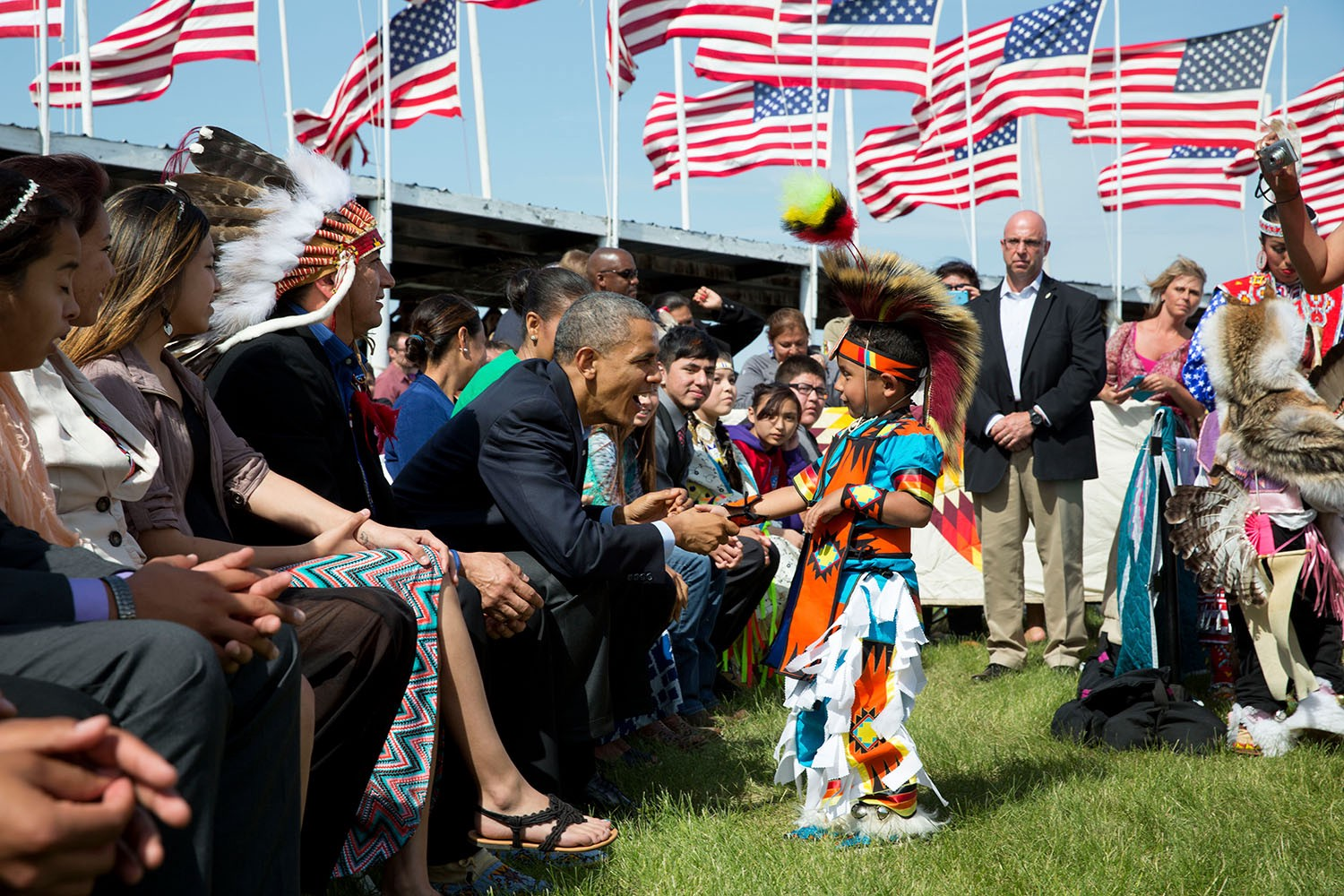Asked And Answered A President For Indian Country The Obama White