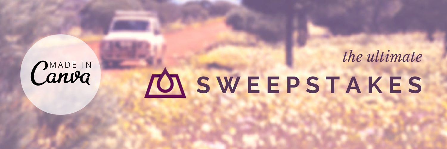 Design And Run The Ultimate Sweepstakes With Canva