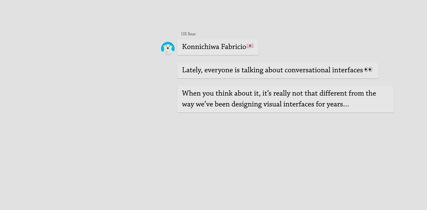 Conversational UX News, the Anatomy of UX Leaders, Journey Mapping Life