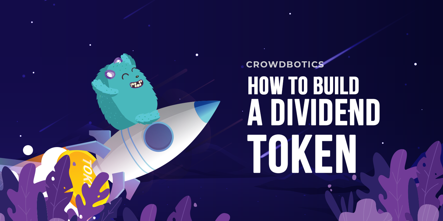 How To Build A Dividend Token With Solidity