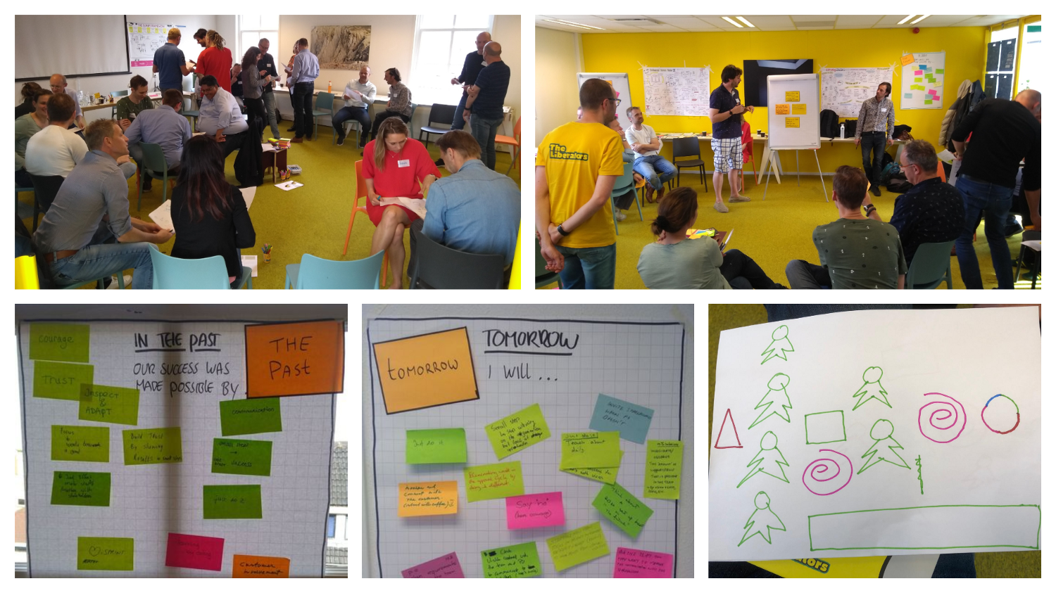 What makes Scrum Masters successful? Insights from a conversation between 30 Scrum Masters