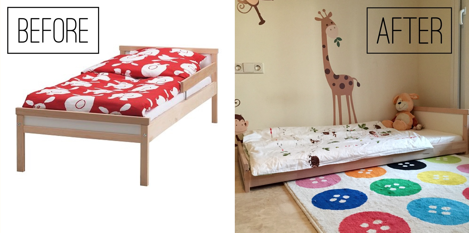 Since I Wrote About Oliveru0027s Montessori Bedroom All Ikea, Many Of You Have  Asked Me About The Bed. Get Ready For A Trip To Ikea, Because Today Iu0027m  Going To ...