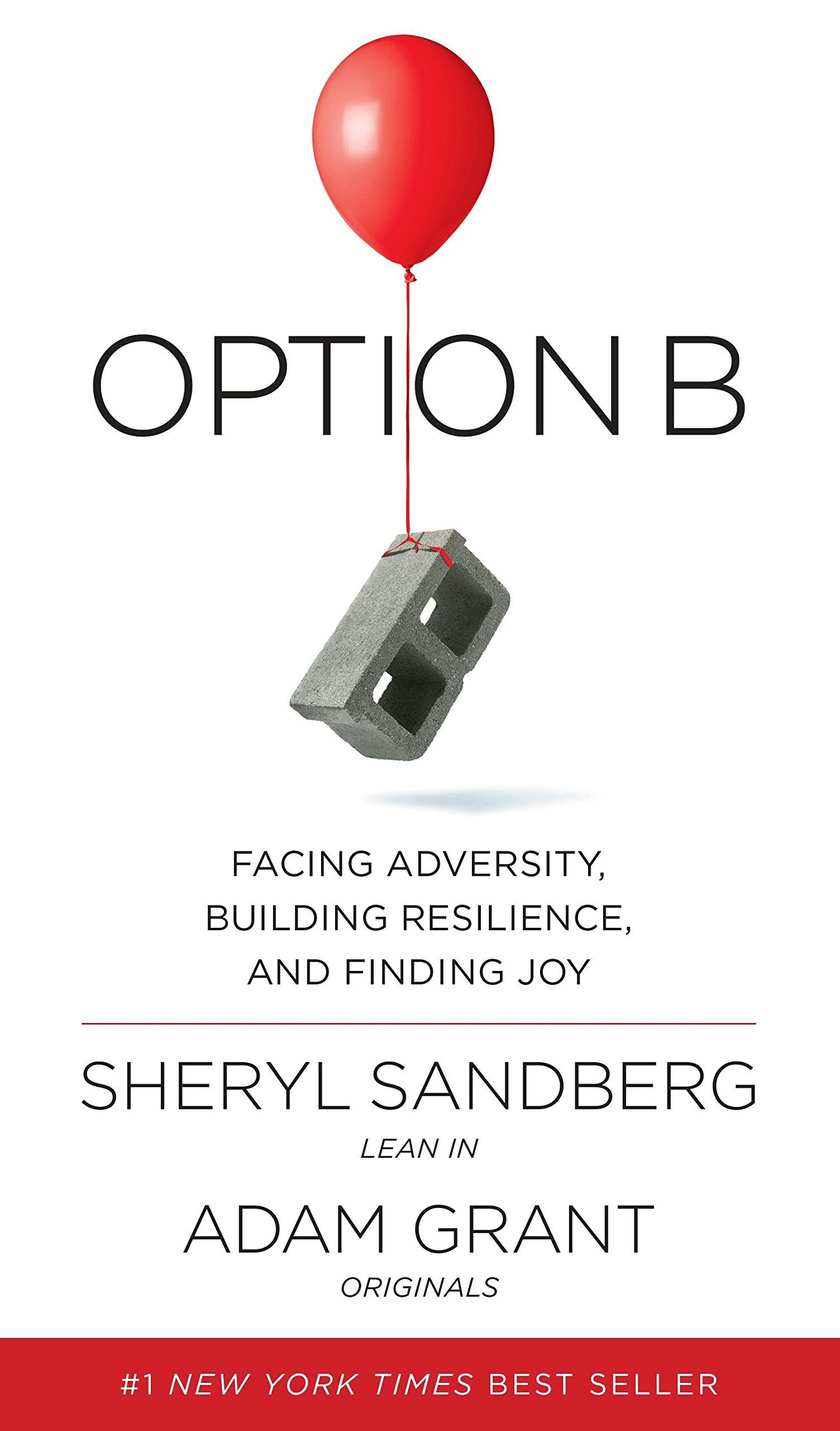 Book Review Option B Facing Adversity Building Resilience And