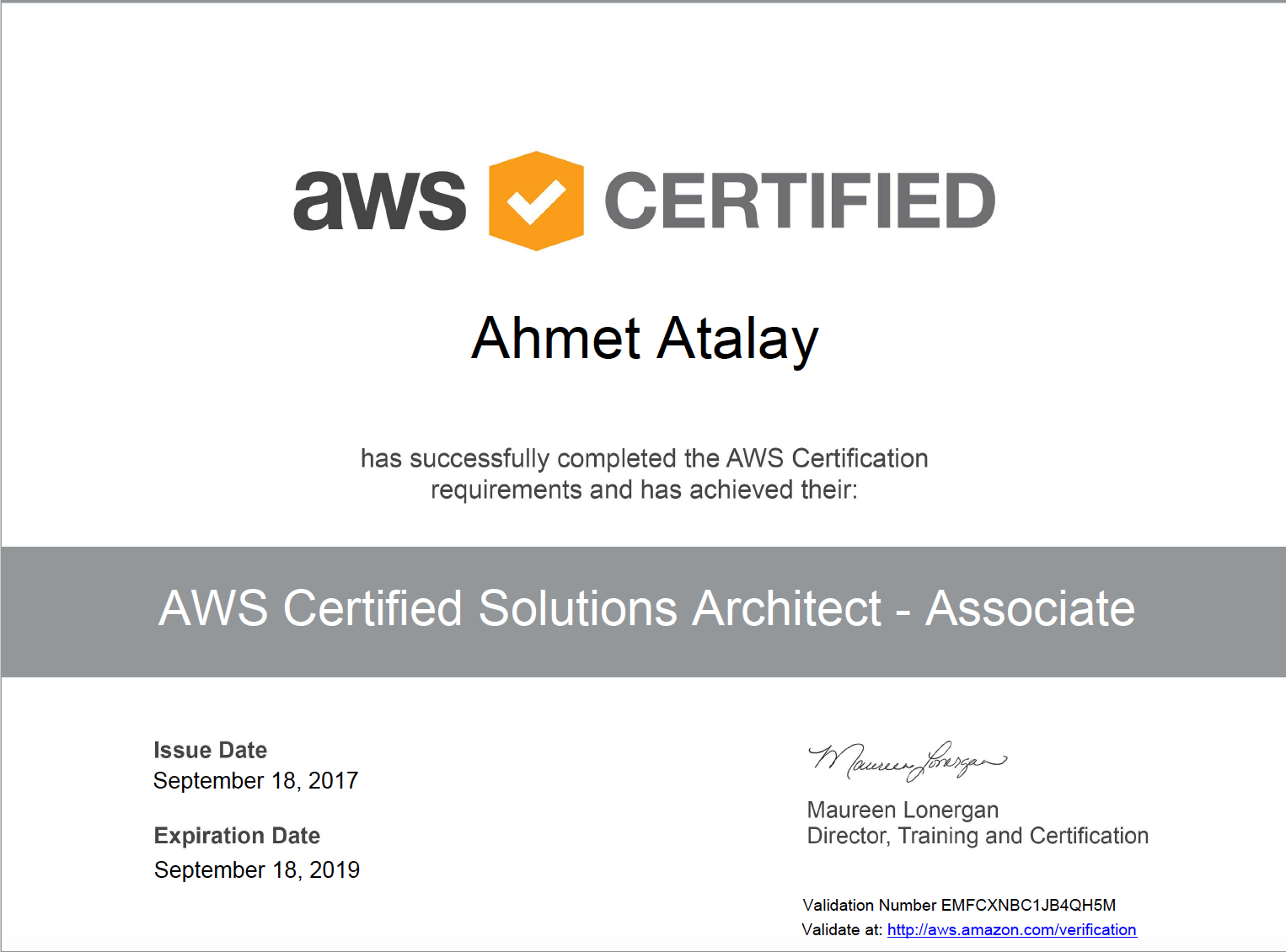 How i studied for the aws certified solution architect associate how i studied for the aws certified solution architect associate exam xflitez Gallery