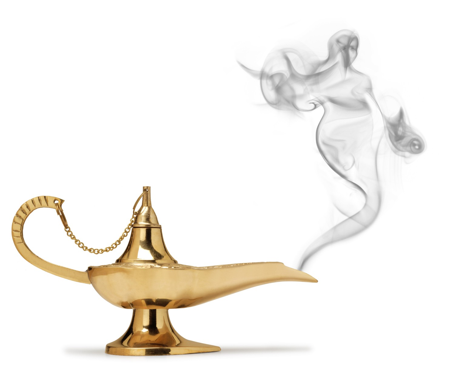 Awesome A.I Is The Genie Of The Lamp. U201c