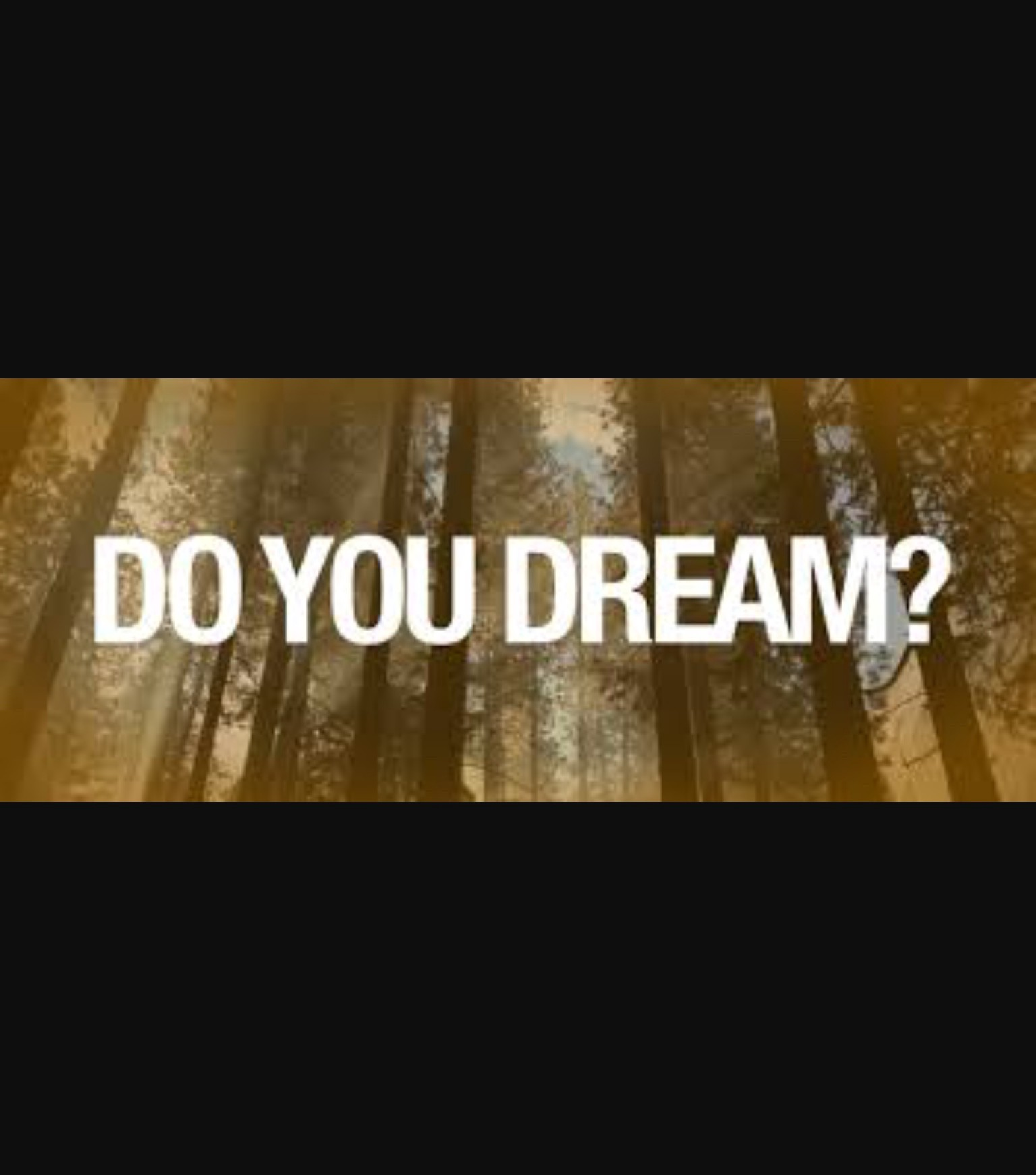 What do you dream about if you play the guitar