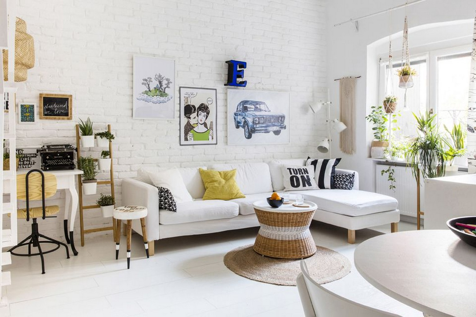 Living Space Is The Place Where You Welcome Your Guests And Try To Impress  Them With Creative Ideas Of Decoration. Homeowners Put A Lot Of Efforts, ...