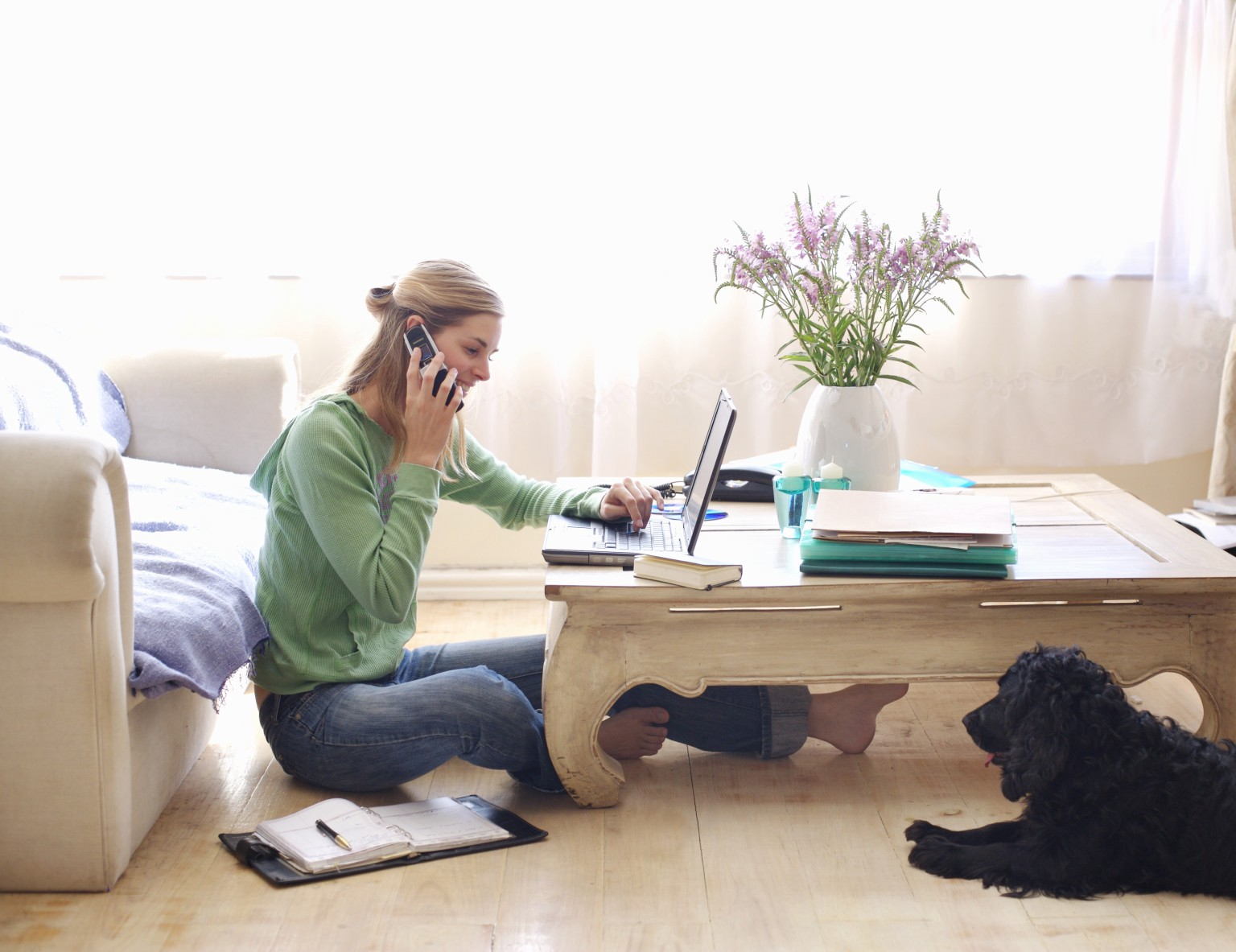 5 Great Work from Home Job Ideas for Busy Moms – Nemanja Manojlovic ...