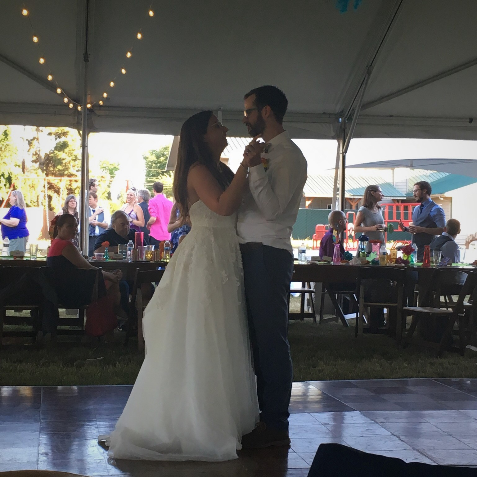 What getting married means