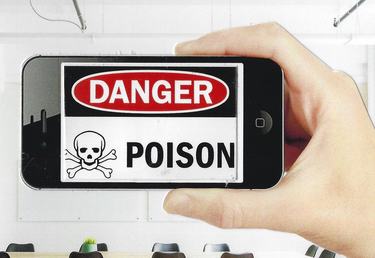 How to work and how to kill the seven most dangerous poisons
