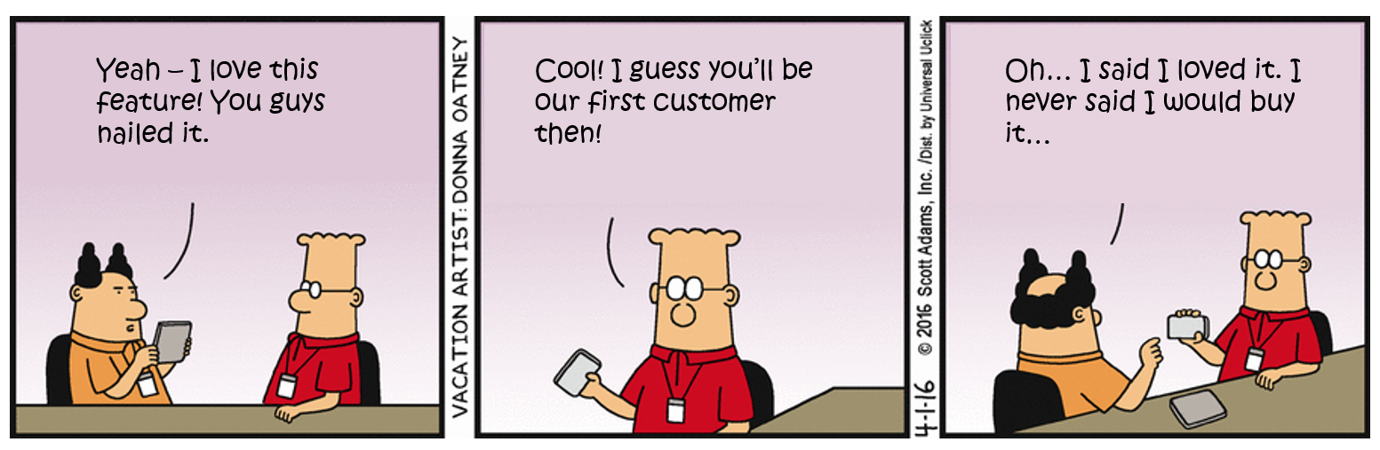 How to discover your customers' willingness to pay