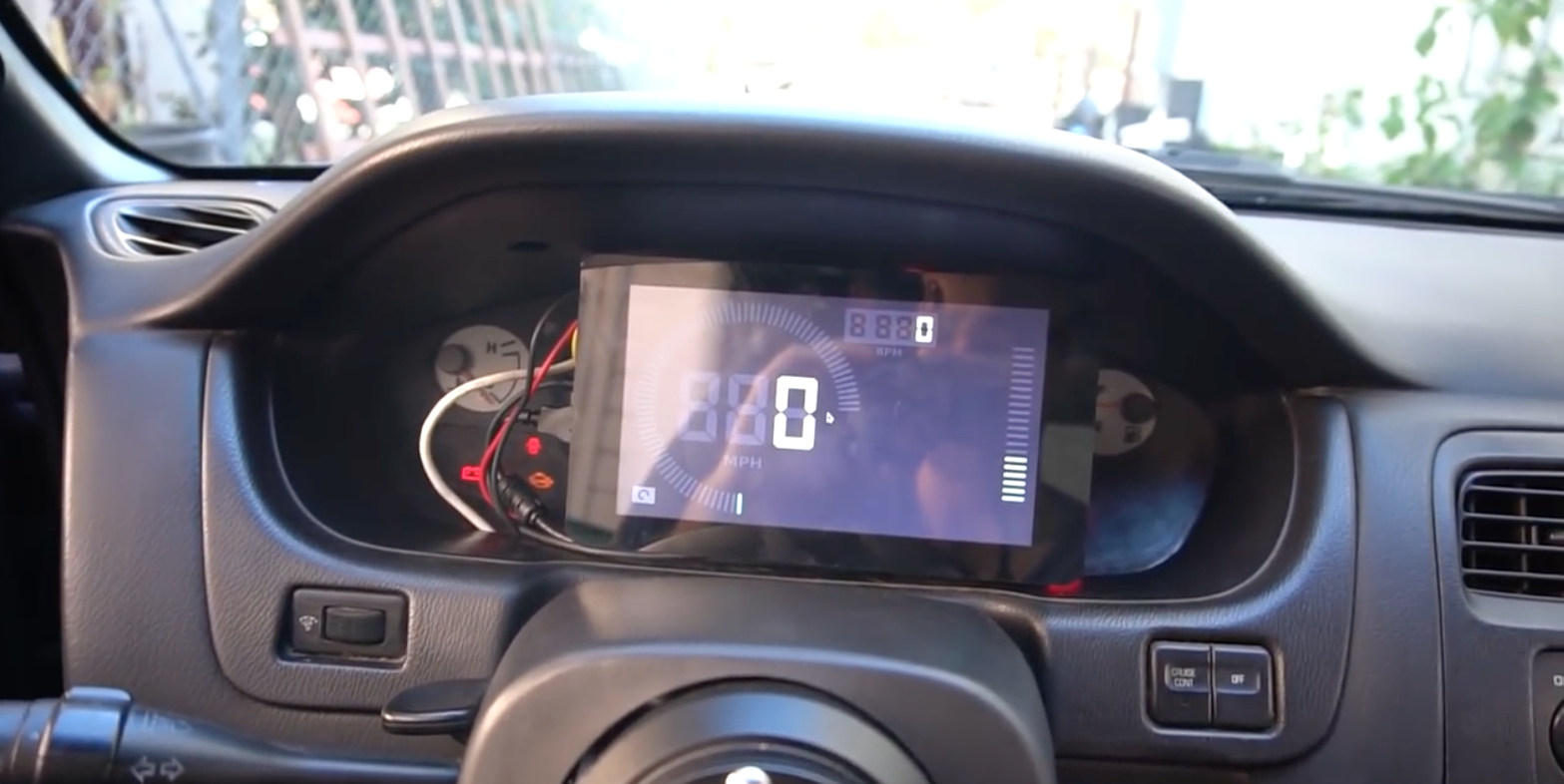Build a Custom Dashboard for Your Car With Raspberry Pi