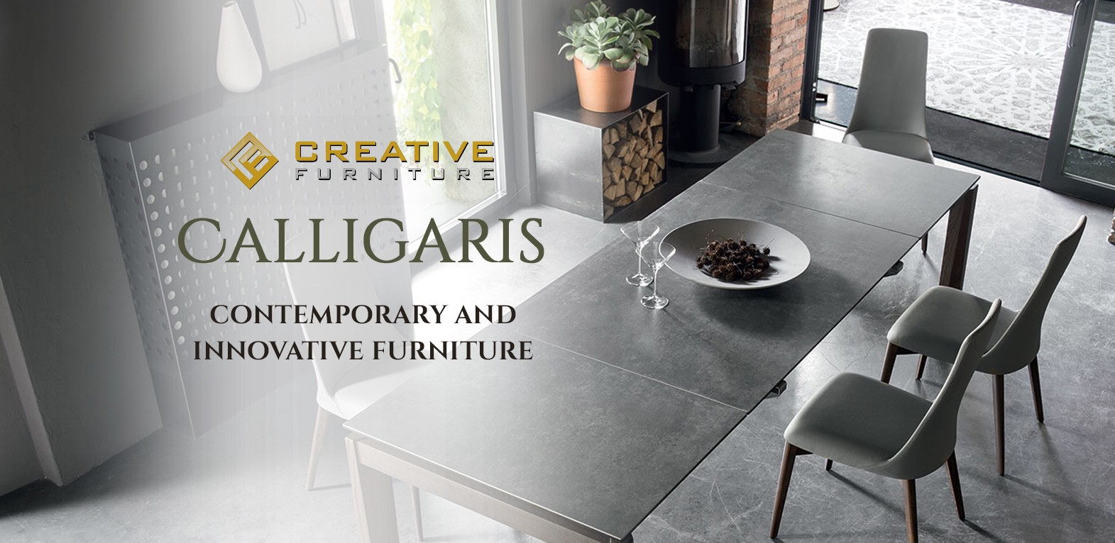 Calligaris Contemporary Italian Furniture