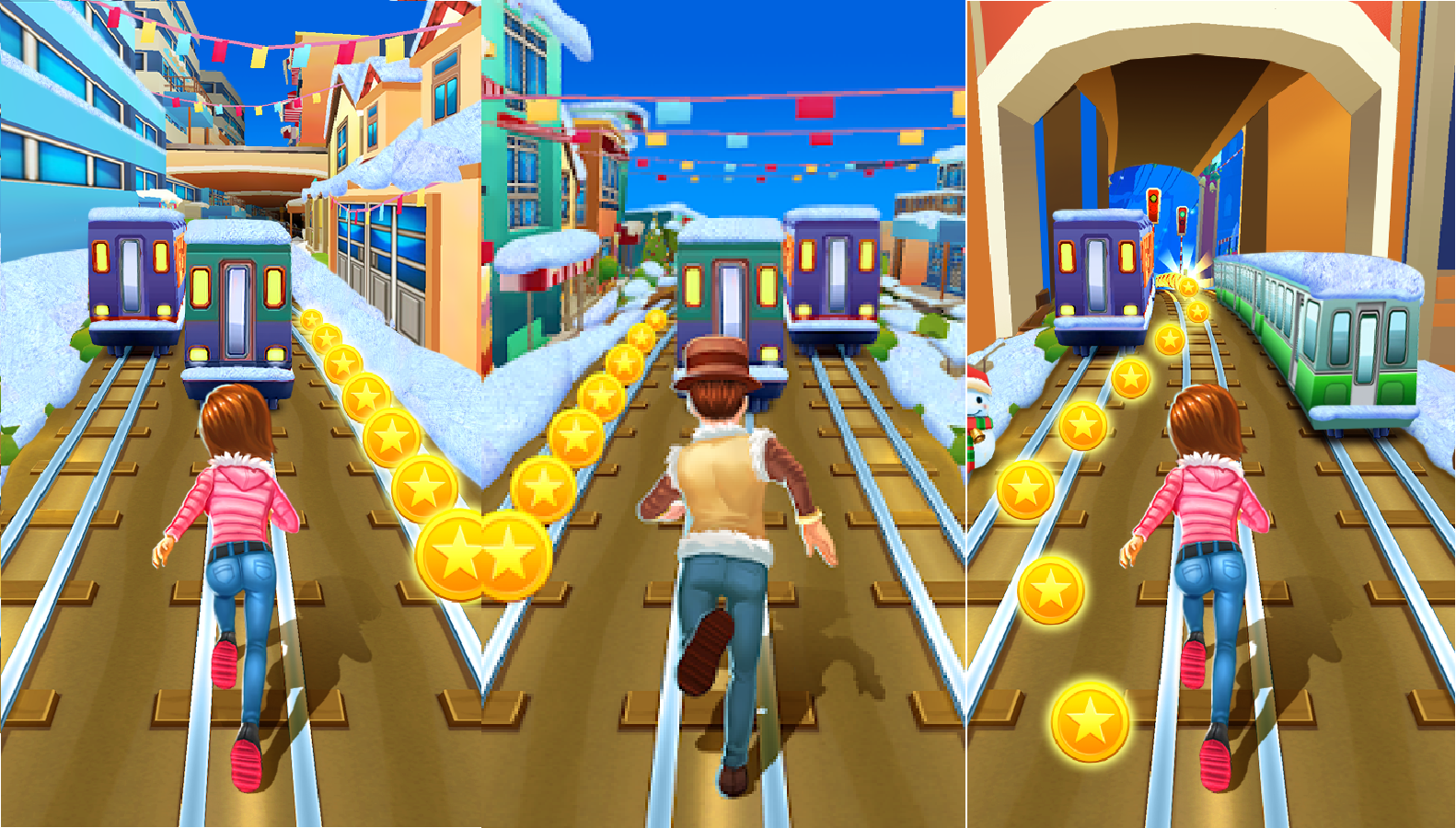 Subway Princes Runner for Android