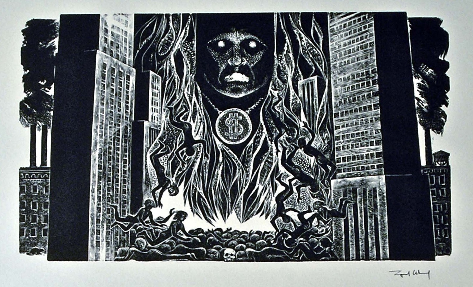 Mythology: Moloch. The meaning of the name and the essence of the deity 96