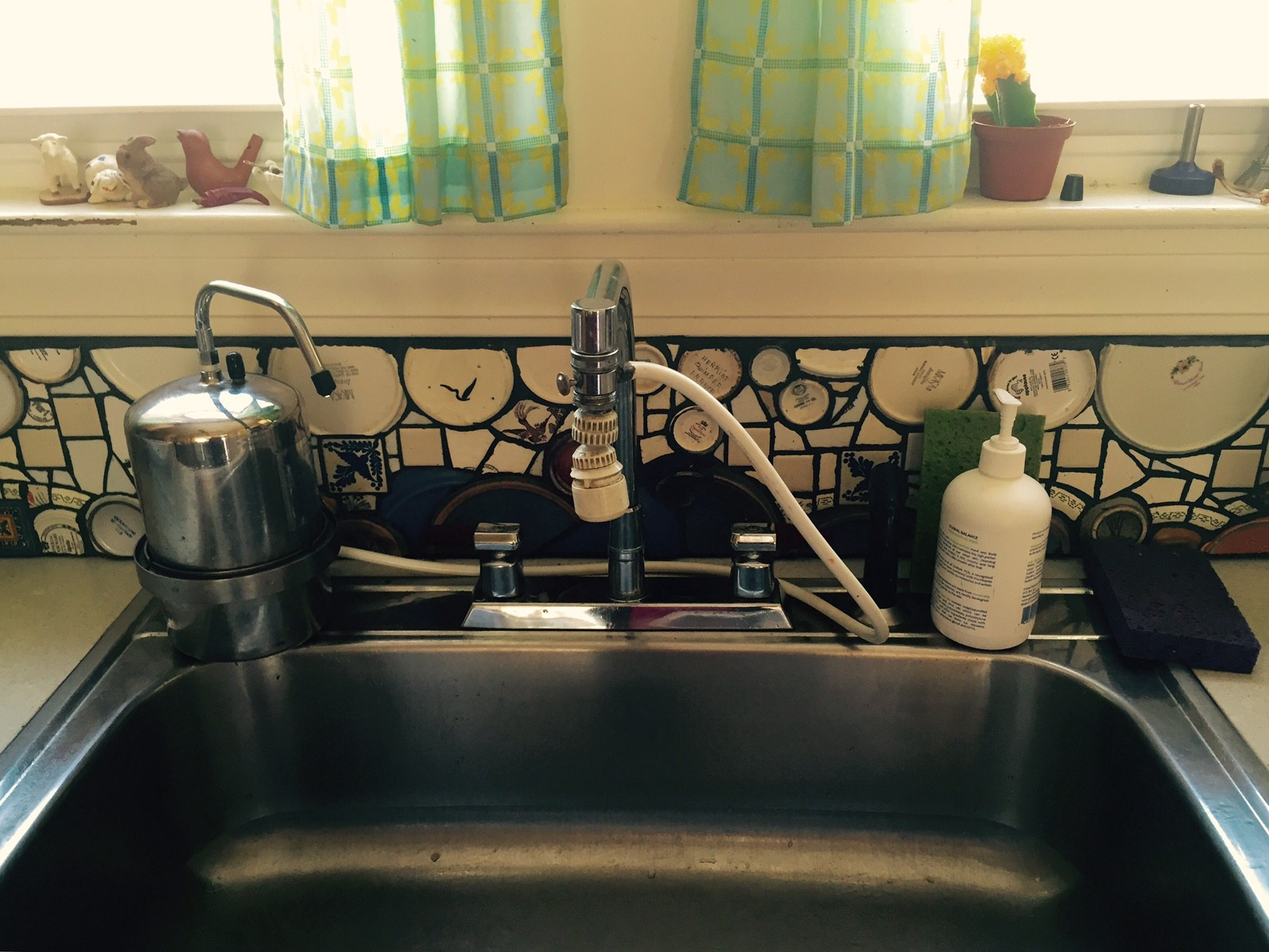 Who Taught You How to Clean the Kitchen Sink? – Virginia Berman – Medium