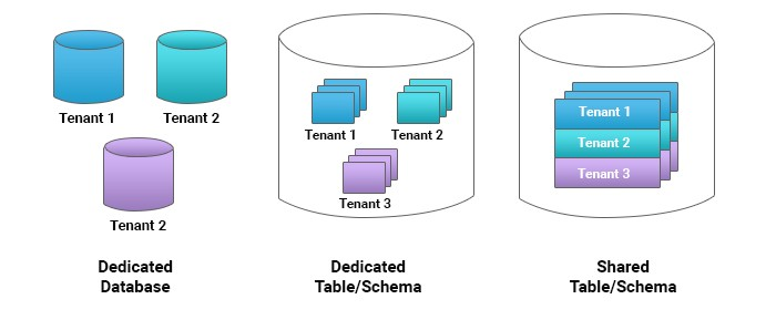 Increase efficiency with multitenant cloud software architecture