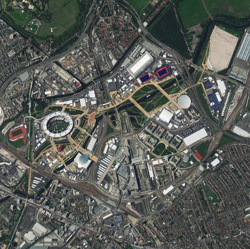 MapBox Teams Up with DigitalGlobe on Satellite Imagery
