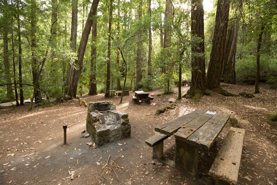 Best Camping Within 2 Hours of San Francisco The Bold Italic