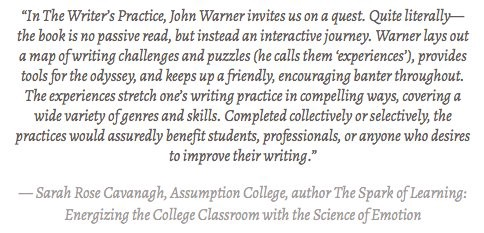 Cause And Effect Essay Thesis For The Very First Writing Experience John Asks The Reader To Construct A  Brief Essay Explaining Who They Are As A Writer To An Imagined Audience Thesis Statement For Education Essay also Fifth Business Essays So You Want To Be A Writer  Thoughts And Ideas  Medium High School Reflective Essay Examples
