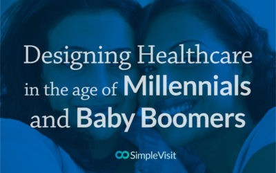 Designing Healthcare in the Age of Millennials and Baby Boomers