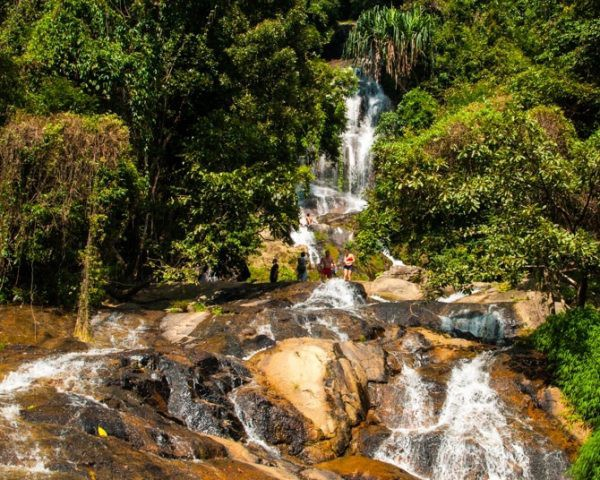 Na Muang Waterfall Photo by Sarah from Live Dream Discover