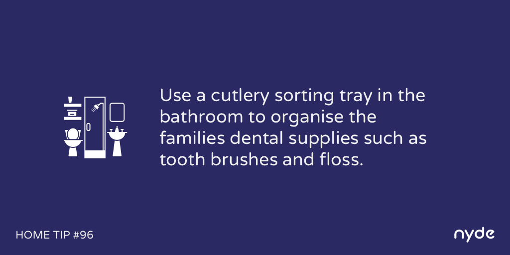 Home Tip #96