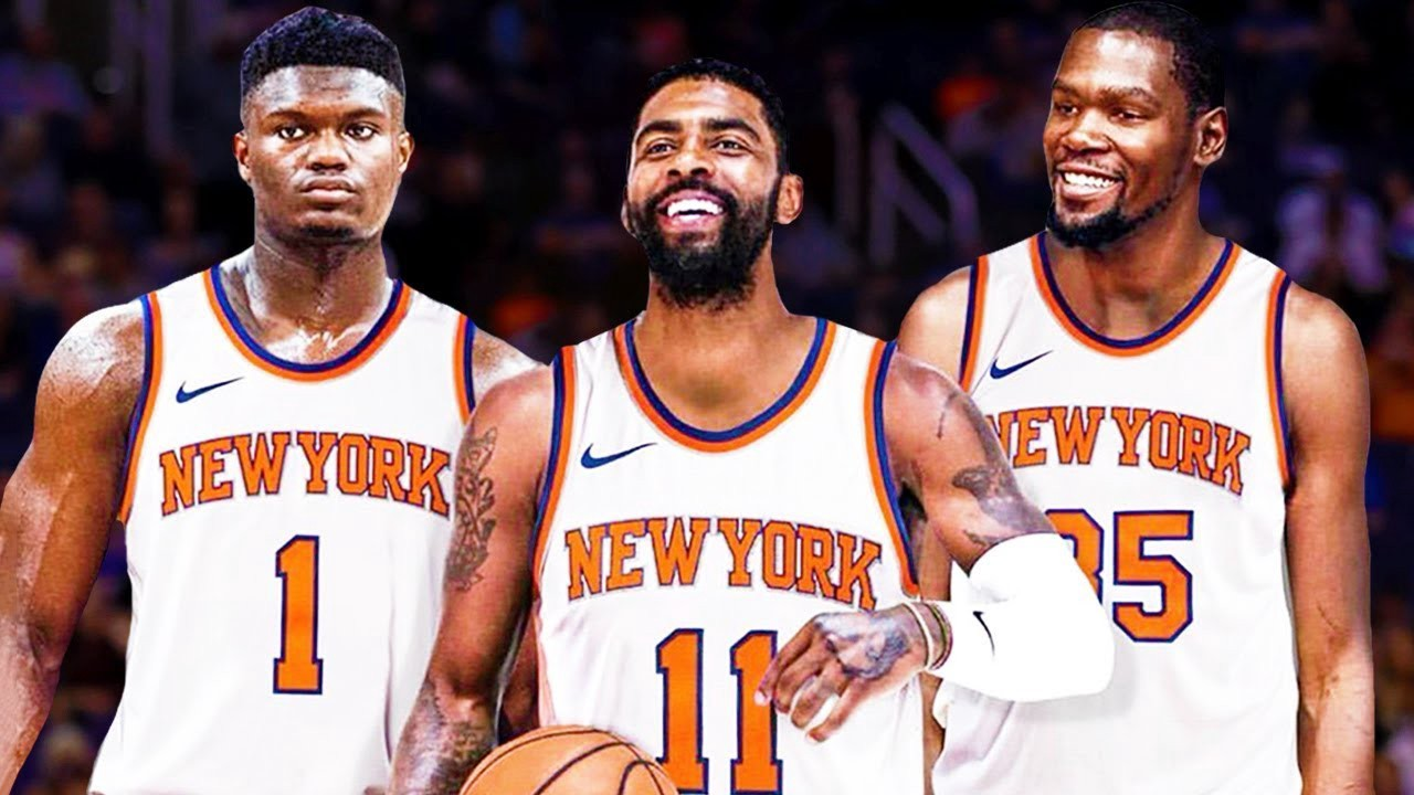 76586b45e72 The New York Knicks have been the laughing stock of the NBA for most of the  franchise s history. The current Knicks roster is no different.