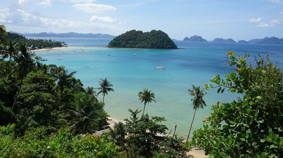 Las Cabanas Beach Actually Got Its Name From The Resort Which Is Oldest In El Nido
