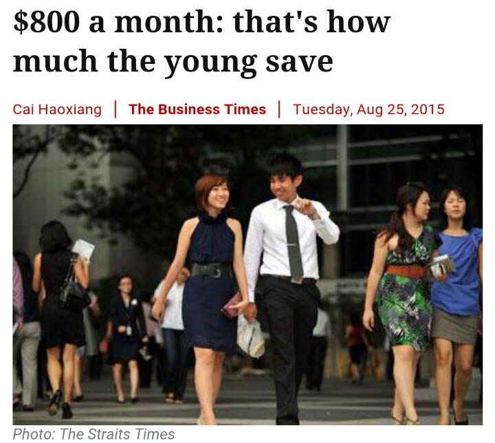 Young save retirement