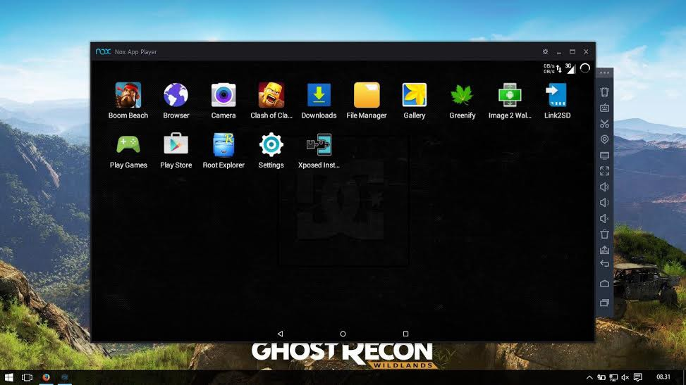 nox android emulator for windows 7 free download