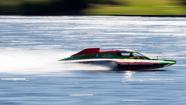 Defending Champ Goes For A Three Peat At Karapiro Grand Prix
