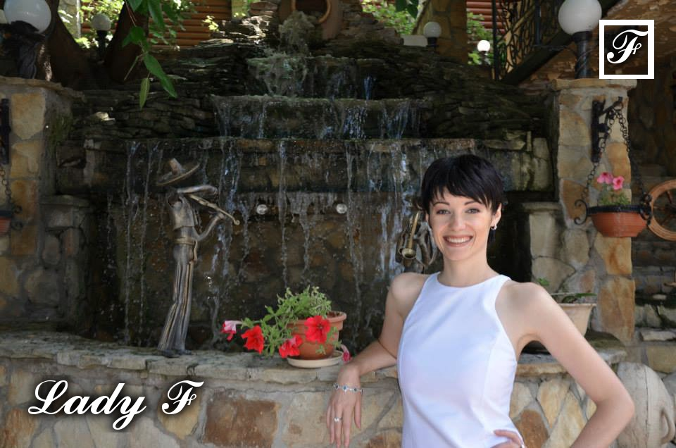 Inna Rosputnia, Lady F - financial futures, stocks and commodities trader