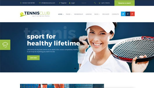 50+ Sports Templates and Themes in HTML – TheBestDevList – Medium