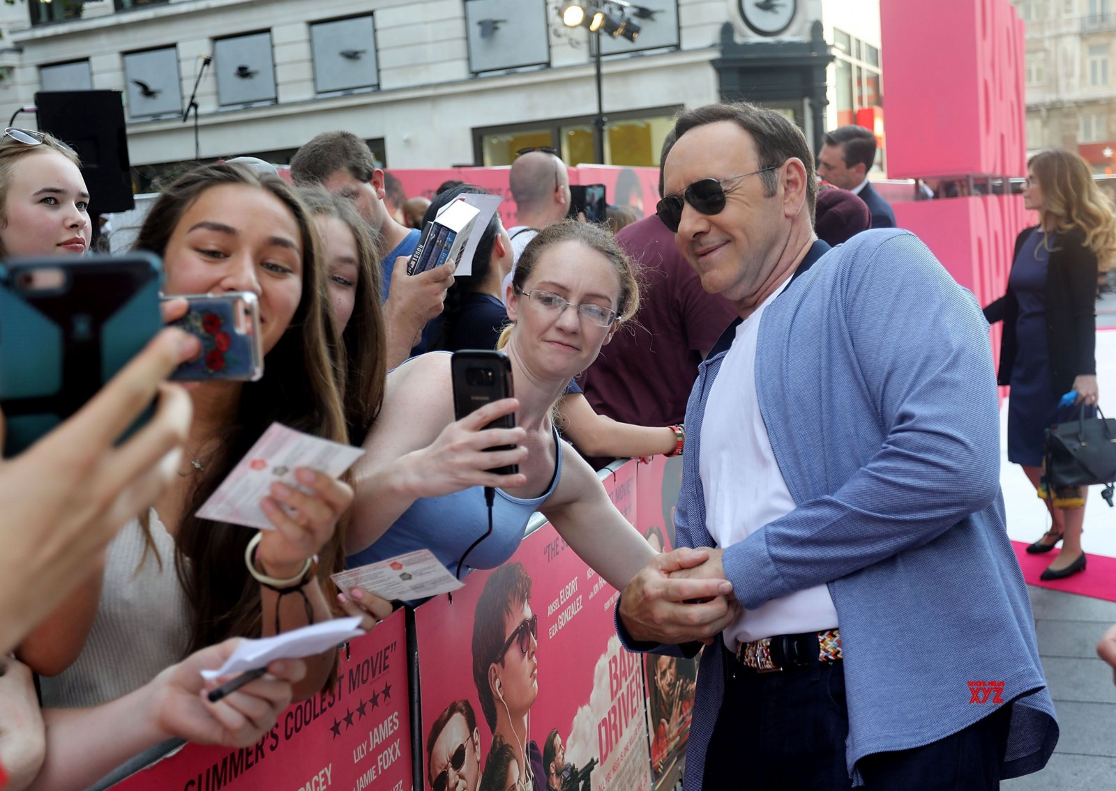 Baby Driver Uk Premiere Gallery