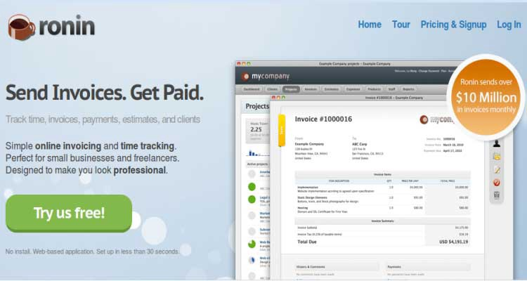 Best Invoicing Software For Freelancers Inkbot Design Medium - Invoice tracking software