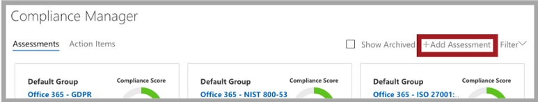 How to Use Microsoft Compliance Manager for Office 365/Azure and