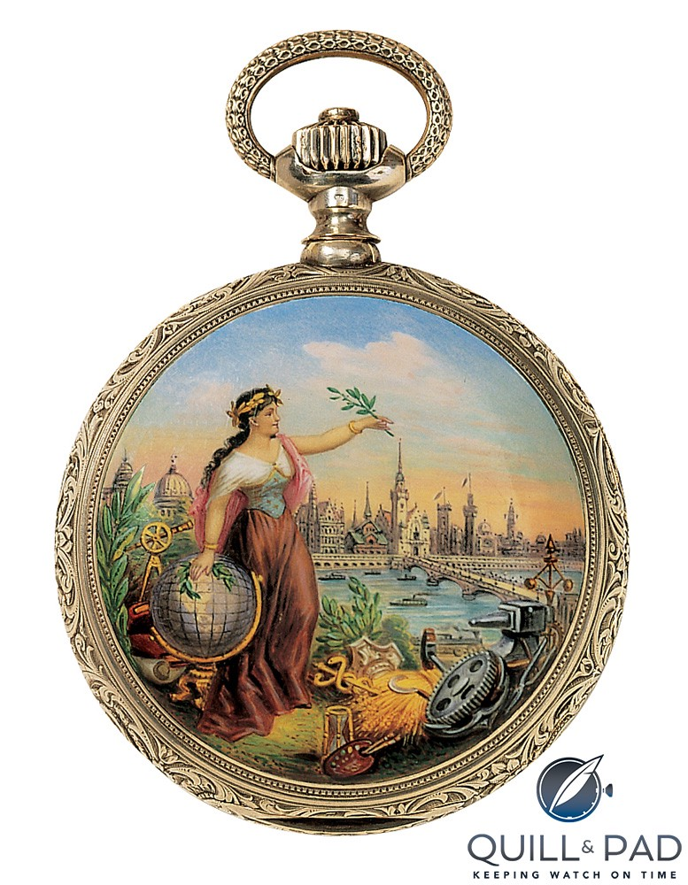"A. Lange & Söhne Jahrhunderttourbillon (""the tourbillon of the century"") pocket watch"