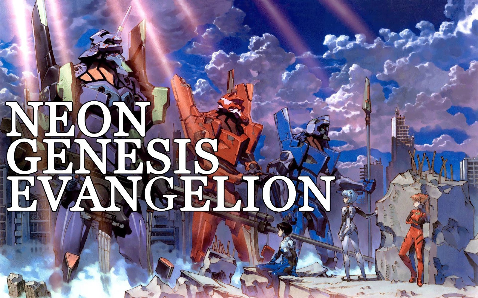 Evangelion Explained Scott Gladstein Medium