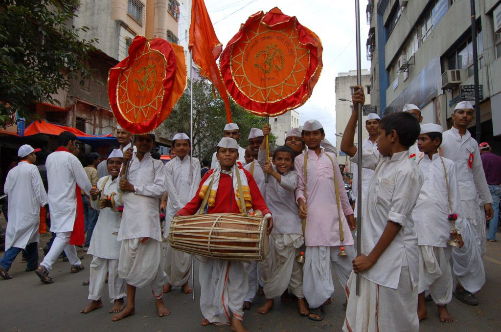 Travel Tuesday with Girl Vs. City: Ganesh Festival in Pune, India