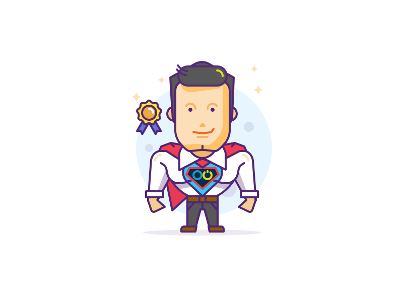 Executive Character icon by Darius Dan